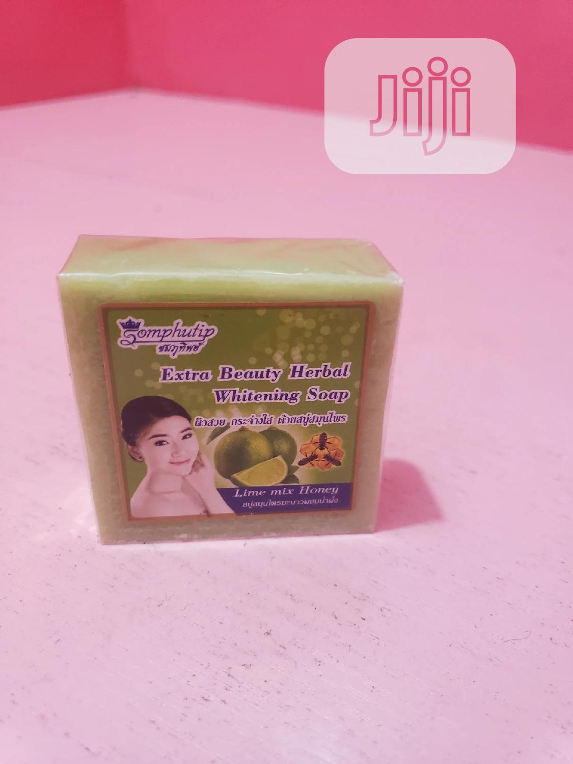 Extrq Beauty Herbal Whitening Soap