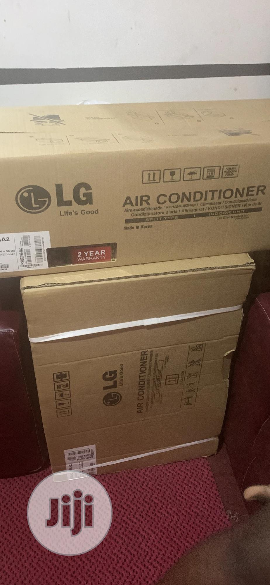 LG Air Conditioner 1.5hp