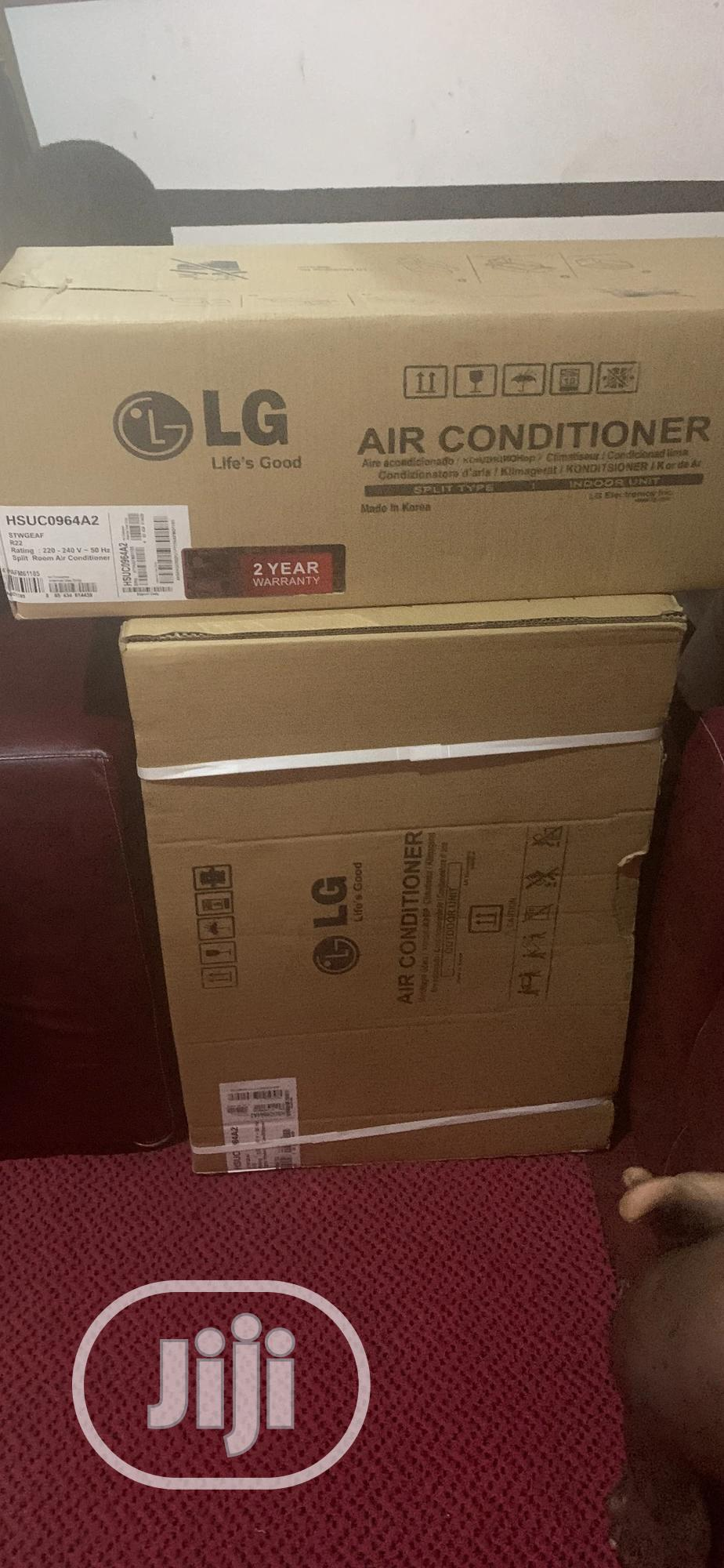 LG Air Conditioner 1.5hp | Home Appliances for sale in Ojo, Lagos State, Nigeria