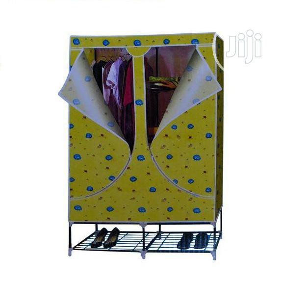 Aworky Limited Portable Wardrobe GD-125 FAB O15
