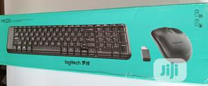 Logitech MK220 Wireless Keyboard & Mouse   Computer Accessories  for sale in Lagos State, Ikeja