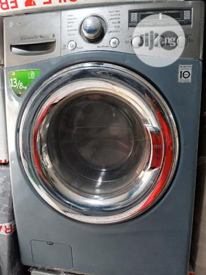 13/8kg Washine Machine. Wash And Dry For Sale | Home Appliances for sale in Lagos State, Surulere
