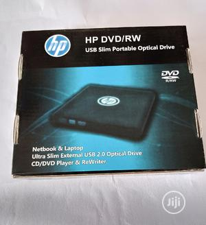 HP Dvd/Rw Slim Optical Drive Cd Rom | Computer Accessories  for sale in Lagos State, Ikeja