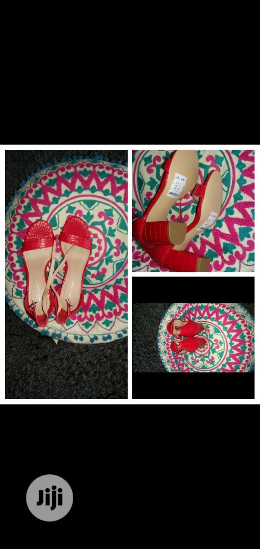 Block Heel Sandal. | Shoes for sale in Ikeja, Lagos State, Nigeria