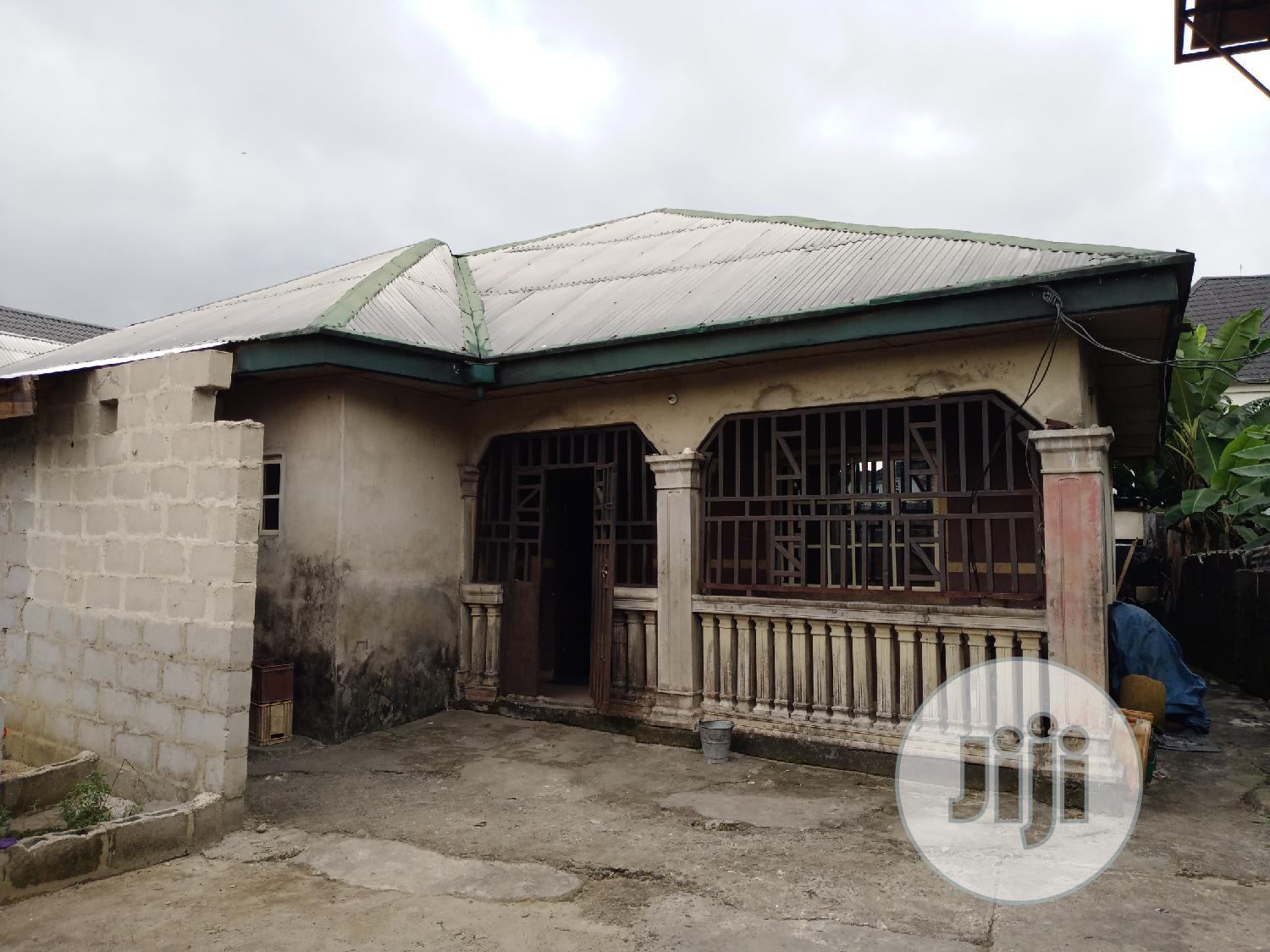 3 Bedroom Flat Bungalow At Eneka New Layout | Houses & Apartments For Sale for sale in Port-Harcourt, Rivers State, Nigeria
