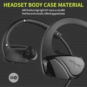 ZEALOT H6 Sport Wireless Earphone Stereo Waterproof Bluetooh   Headphones for sale in Lagos State, Ikeja