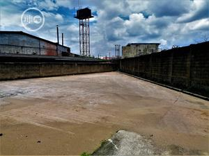 Lease Open Concrete Land Space, Of Approximately 1000 | Land & Plots for Rent for sale in Ogba, Acme Road