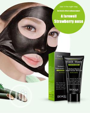Deep Cleansing Black Mask Blackhead Removal | Skin Care for sale in Abuja (FCT) State, Lugbe District