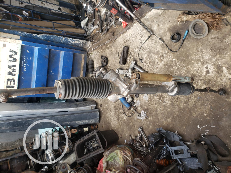 Bmw E30 Steering Rack In Mushin Vehicle Parts Accessories Ache Ebuka Jiji Ng