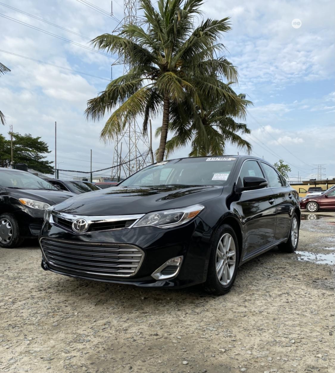 Toyota Avalon 2014 Black | Cars for sale in Lekki, Lagos State, Nigeria