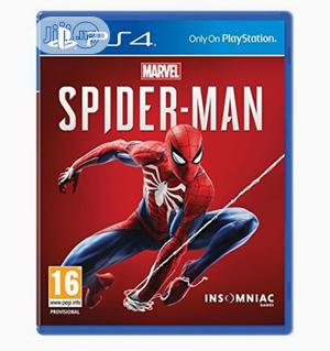 Playstation 4- Spider-man   Video Games for sale in Lagos State, Ikeja
