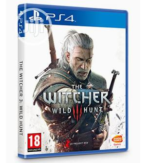 Playstation 4 - The Witcher 3: Wild Hunt | Video Games for sale in Lagos State, Ikeja