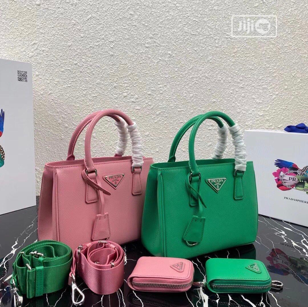 Top Quality Prada Leather Bags for Ladies