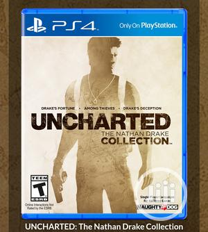 Ps4- Uncharted: The Nathan Drake Collection | Video Games for sale in Lagos State, Ikeja
