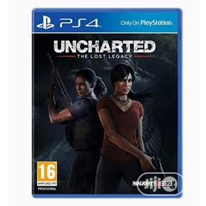 Playstation 4 - Uncharted: Lost Legacy | Video Games for sale in Lagos State, Ikeja