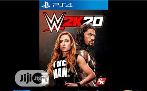 Playstation 4 - WWE 2K20   Video Games for sale in Lagos State, Ikeja