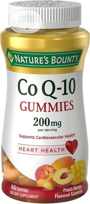 Nature's Bounty Co Q-10 Gummies, 200mg - 60 Ct | Vitamins & Supplements for sale in Lagos State, Amuwo-Odofin