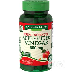 Nature's Truth Triple Strength Apple Cider Vinegar Capsules, | Vitamins & Supplements for sale in Lagos State, Amuwo-Odofin