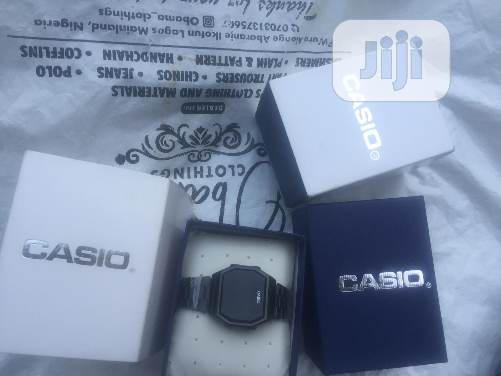 Touch Casio Digital Watch | Watches for sale in Ikotun/Igando, Lagos State, Nigeria