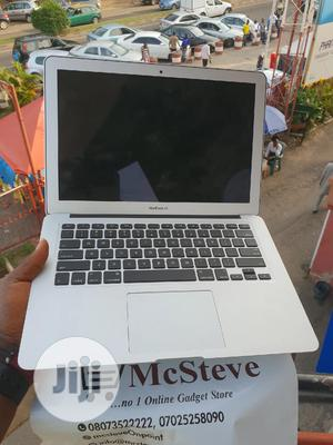 Laptop Apple MacBook Air 4GB Intel Core I5 SSD 256GB | Laptops & Computers for sale in Abuja (FCT) State, Wuse 2