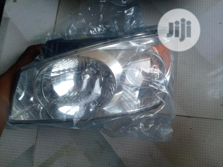 Archive: Kia Cerato 2003 Headlamp