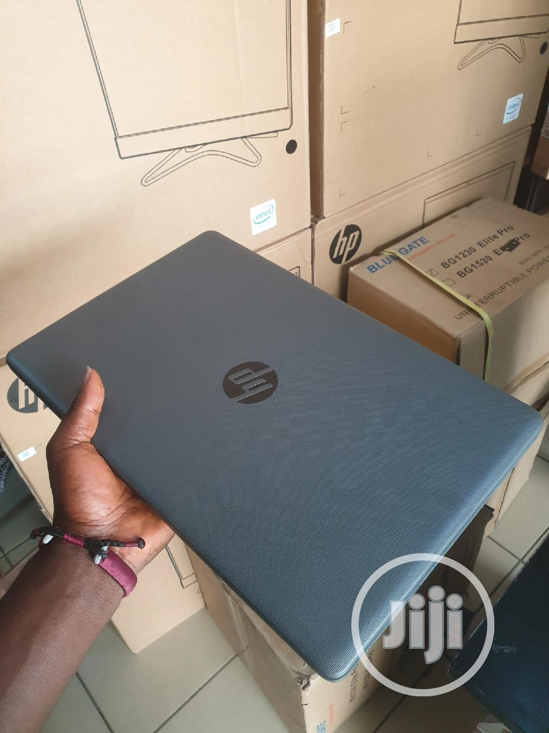 New Laptop HP 250 G7 4GB Intel Celeron HDD 1T | Laptops & Computers for sale in Wuse 2, Abuja (FCT) State, Nigeria