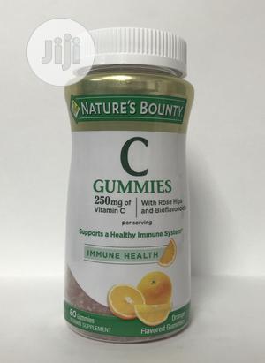 Nature's Bounty Vitamin C Gummies-250mg-80 Gummies | Vitamins & Supplements for sale in Lagos State, Amuwo-Odofin