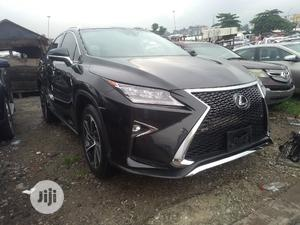 Lexus RX 2017 Black | Cars for sale in Lagos State, Apapa