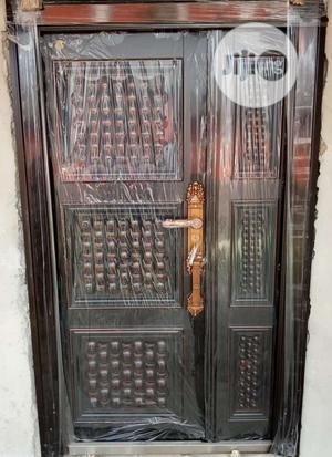 4ft By 7ft Copper Copper Luxury Security Door   Doors for sale in Lagos State, Orile