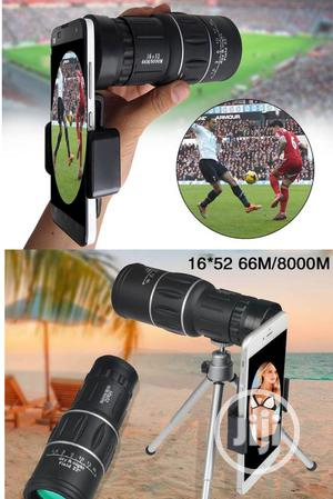 Optical Zoom Mobile Phone Teleph Lentelephoto Smart Phones | Accessories for Mobile Phones & Tablets for sale in Lagos State, Ikeja