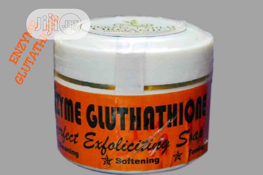 Archive: Enzymes Glutathione Soap