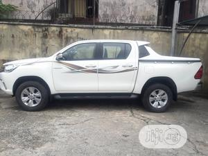 Toyota Hilux 2017 TRD White 4x4 White | Cars for sale in Lagos State, Amuwo-Odofin