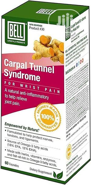 Bell Carpal Tunnel Syndrome For Wrist Pain   Vitamins & Supplements for sale in Abuja (FCT) State, Wuse 2