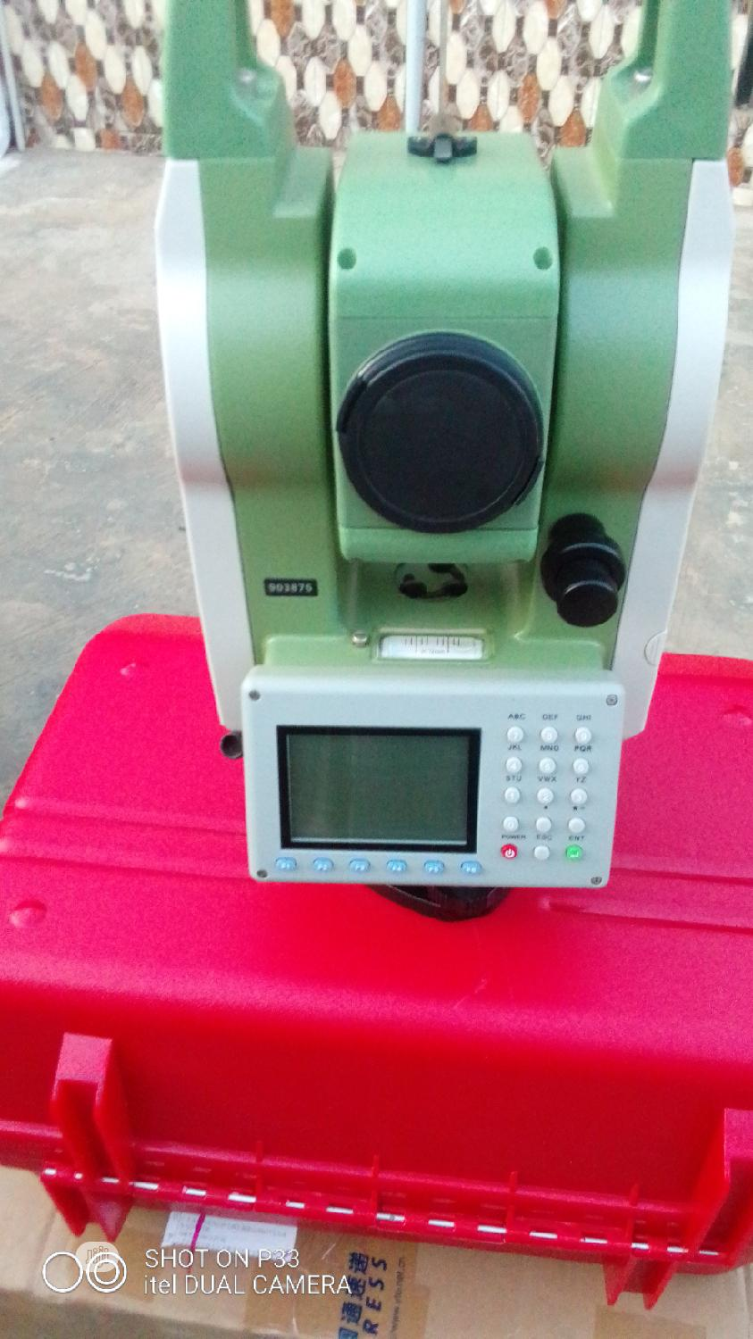 Dtm Total Station With SD Card | Measuring & Layout Tools for sale in Alimosho, Lagos State, Nigeria
