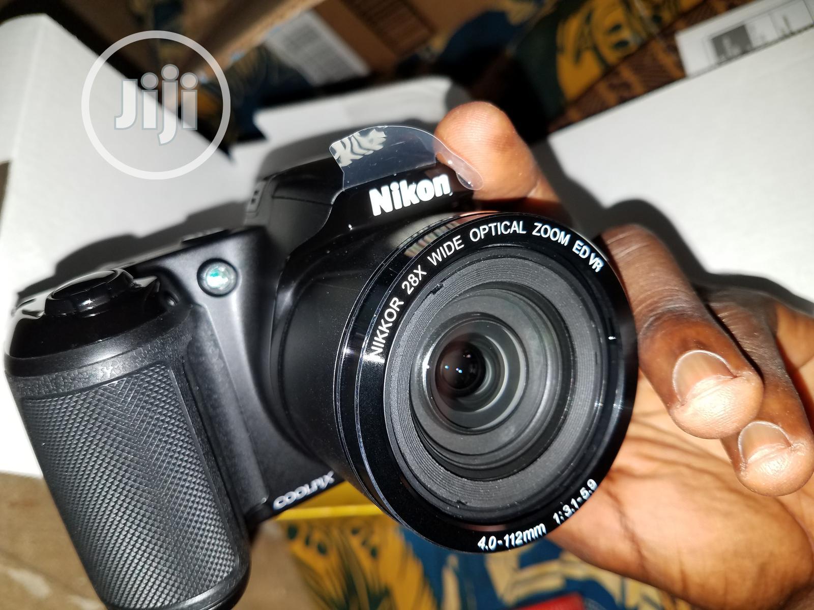 Archive: Digital Camera Nikon L340 To Be Precise