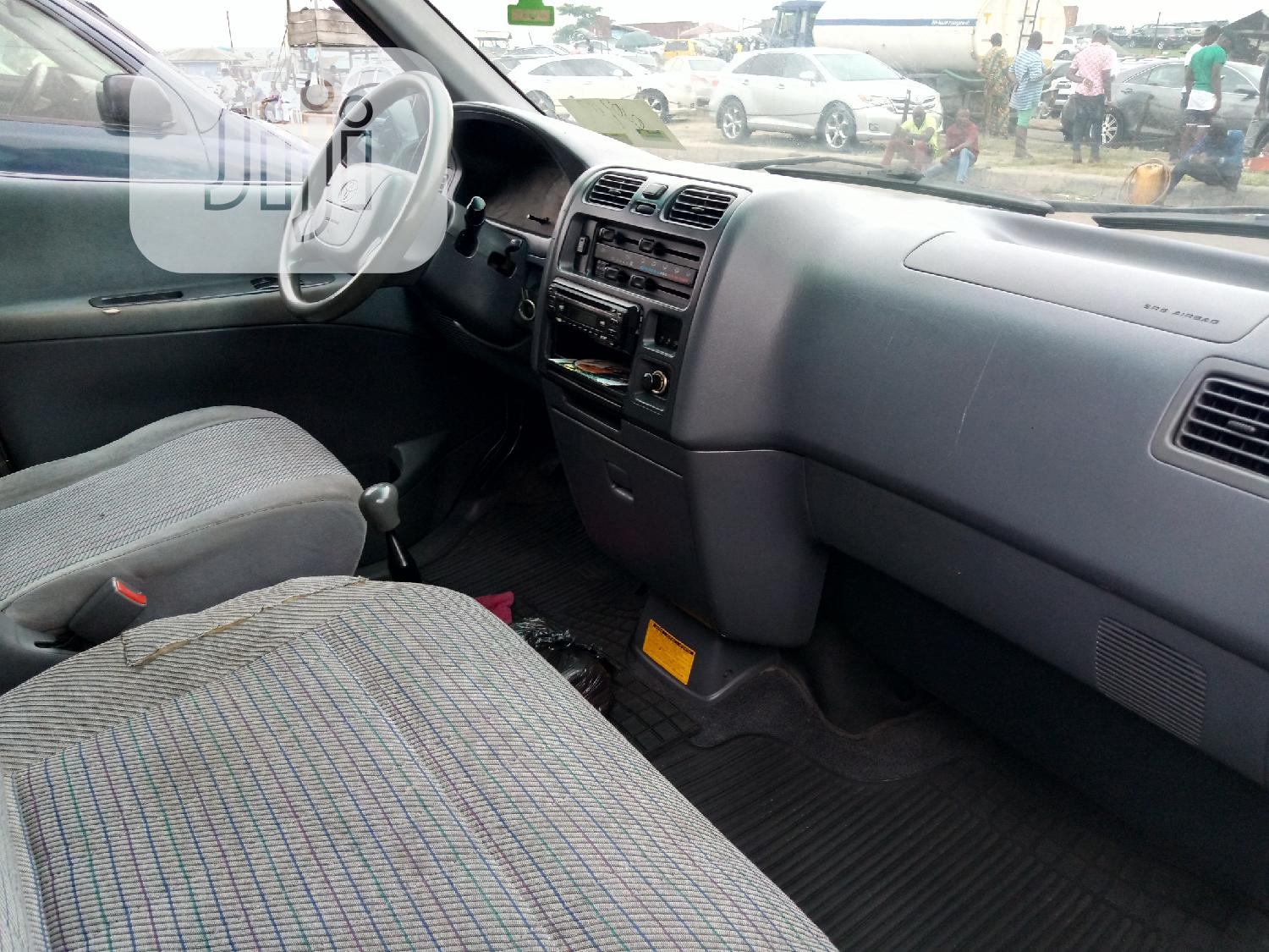 Toyota Hiace 2003 Brown | Buses & Microbuses for sale in Apapa, Lagos State, Nigeria