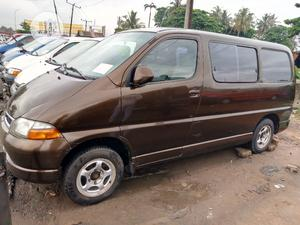 Toyota Hiace 2003 Brown | Buses & Microbuses for sale in Lagos State, Apapa