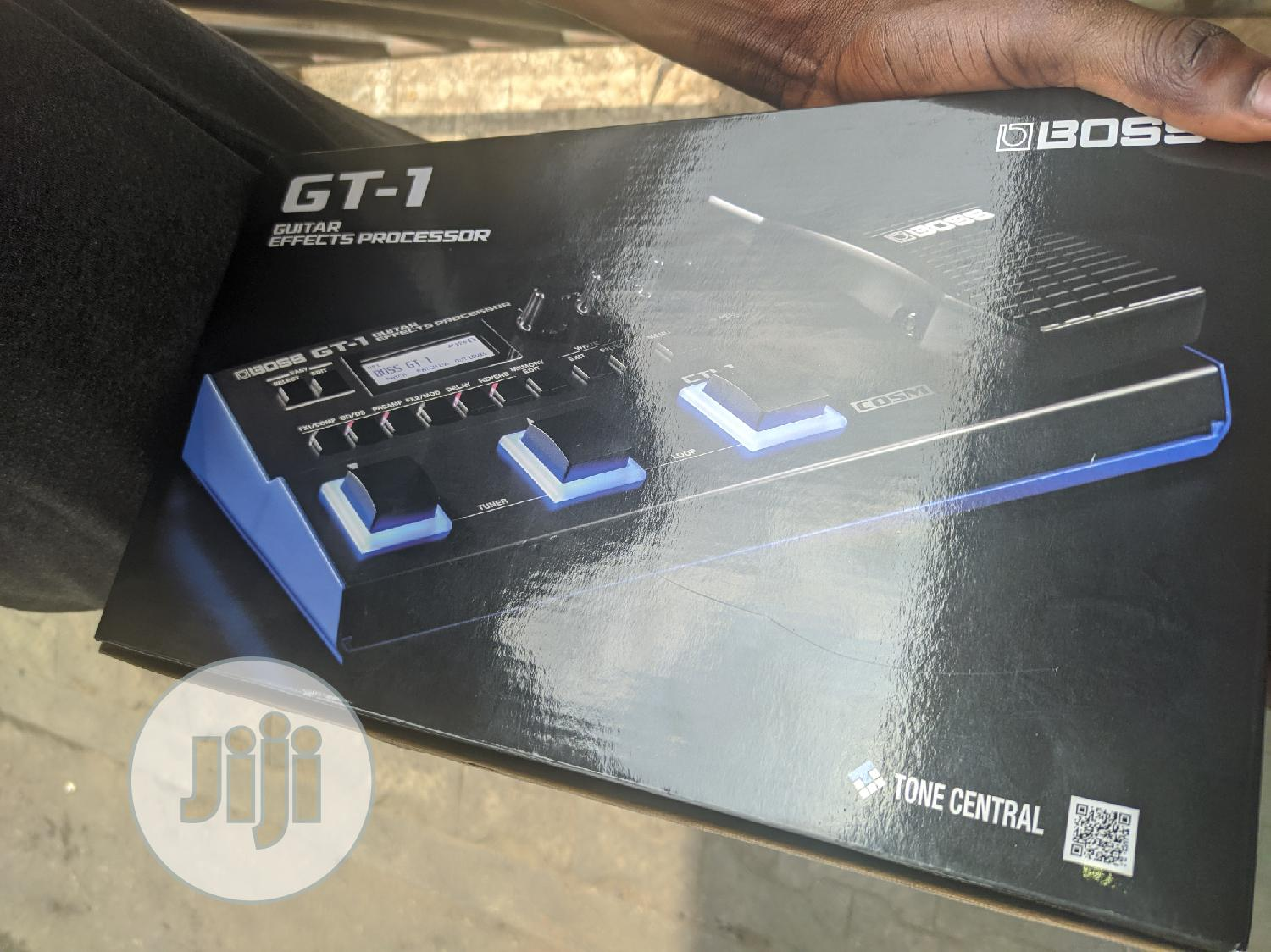 Boss GT1 Effect Processor   Musical Instruments & Gear for sale in Ojo, Lagos State, Nigeria