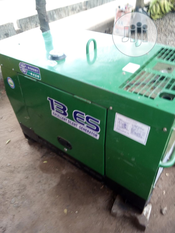 UK Used Denyo 10kva Generator