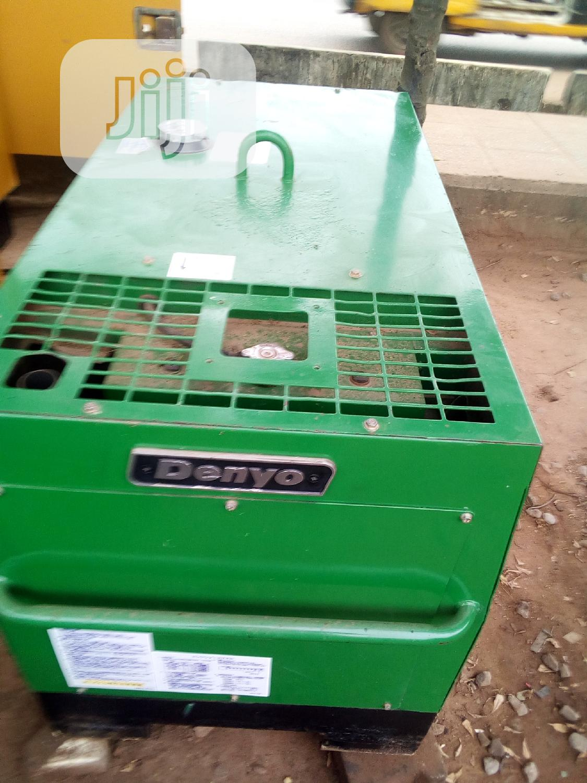 UK Used Denyo 10kva Generator | Electrical Equipment for sale in Alimosho, Lagos State, Nigeria