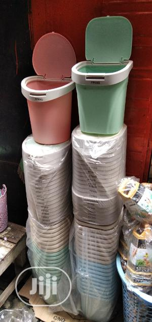 Portable Waste Bin - Perfect For   Home Accessories for sale in Lagos State, Ikeja