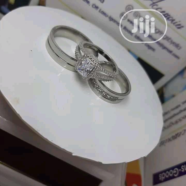 Archive: Wedding Ring Set