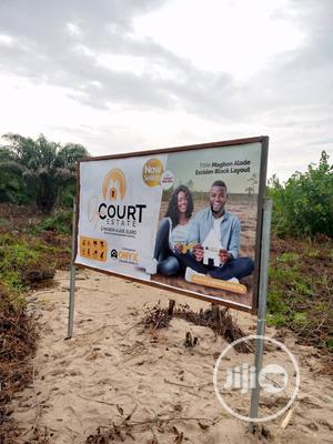 Onyx Court Estate | Land & Plots For Sale for sale in Ibeju, Magbon-Alade