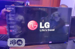 2020 Made >LG 32'' Inches Smart Tv Internet Wifi Connection   TV & DVD Equipment for sale in Lagos State, Surulere