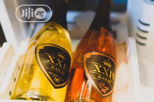 24 KARAT Sparkling Wine Lighting Drink Gold And Red Wine | Meals & Drinks for sale in Abuja (FCT) State, Central Business District