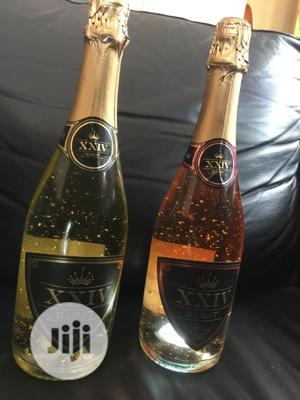24KARAT Sparkling Wine Gold And Red Wine | Meals & Drinks for sale in Abuja (FCT) State, Abaji