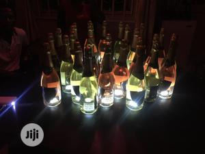 XXIV KARAT Sparkling Wine Lighting Drink Gold And Red Wine | Meals & Drinks for sale in Lagos State, Ikeja