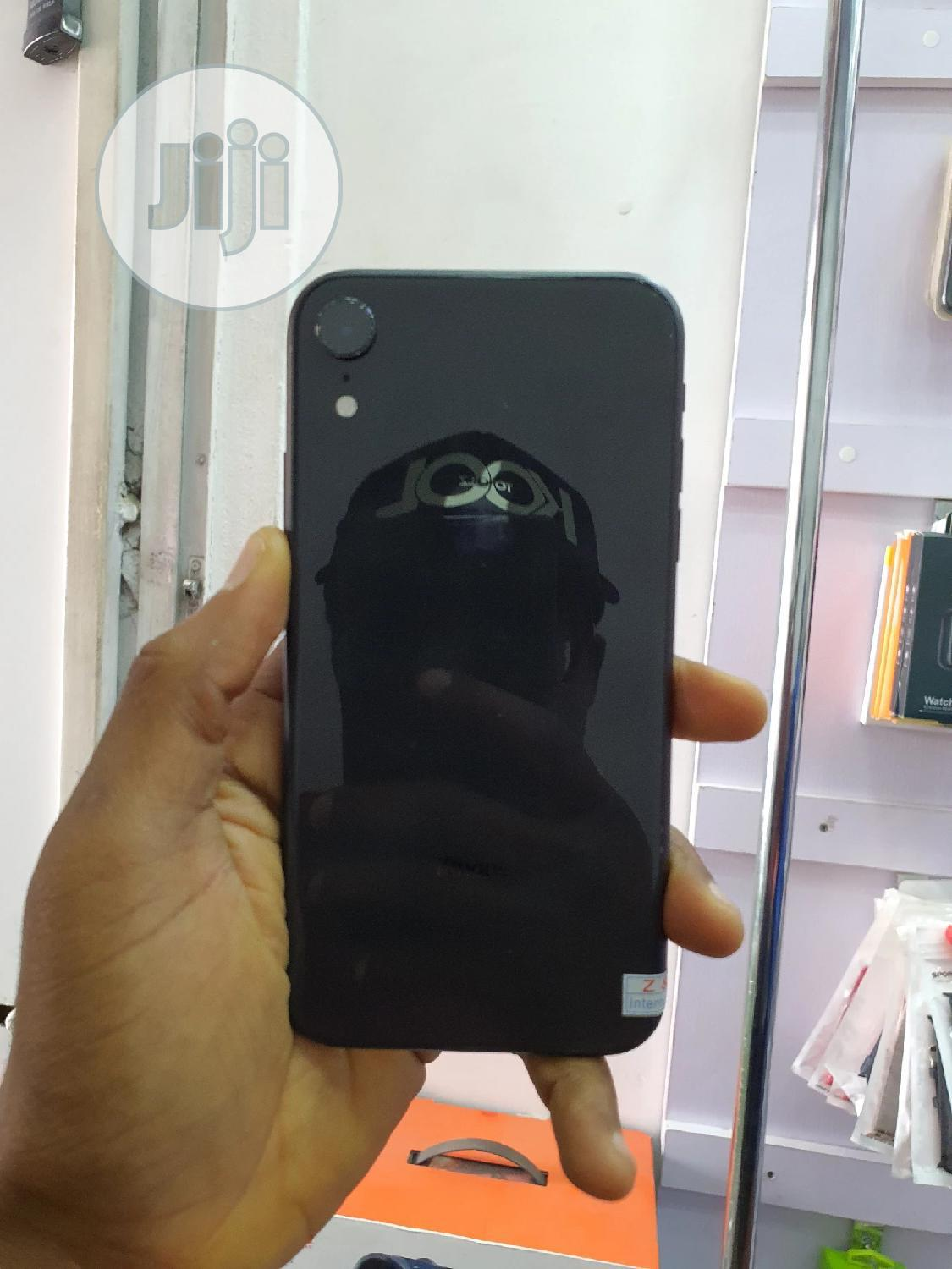 Apple iPhone XR 128 GB Black | Mobile Phones for sale in Wuse 2, Abuja (FCT) State, Nigeria