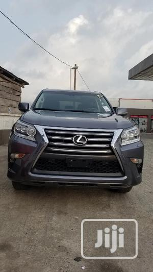 Lexus GX 2015 460 Luxury Gray   Cars for sale in Lagos State, Ajah