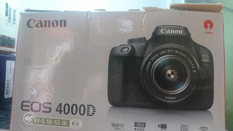Canon 4000D Camera Brand New